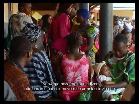 Fidesco Globe Reporters 6: Ziekenhuis in Guinea