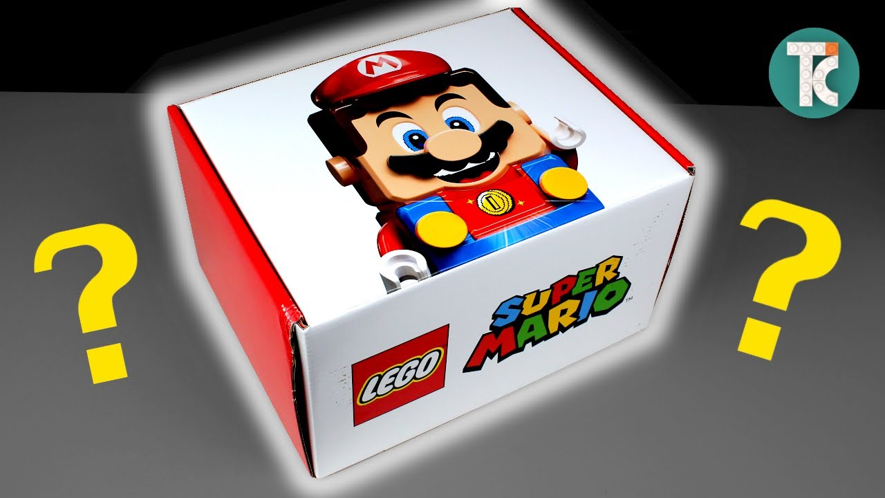 LEGO Super Mario Mystery Box (What's inside?!)