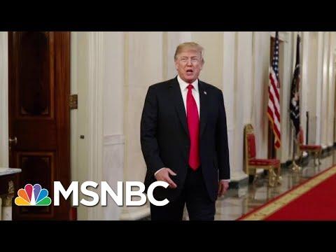 President Donald Trump's Gun Policy: Train And Arm Teachers | Velshi & Ruhle | MSNBC
