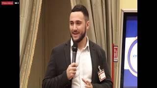 Giovanni Di Mambro (Elaisian) in Camera dei deputati -  Tour (RE)made in Italy 2018