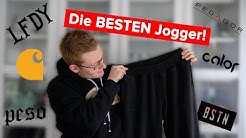 DIE BESTEN JOGGER / PANTS FÜR SNEAKER! 👖👟 (Alternativen zu Adidas & Nike)