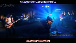 LIFEHOUSE It Is What It Is (Live) SUB Español Inglés