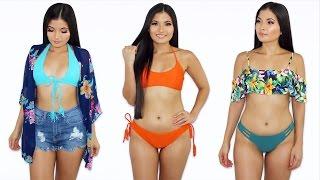 Trajes De Baño Bonitos y Baratos 🌊 Bikinis Haul 👙 Bessy Dressy