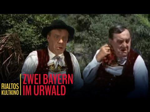"""""""Zwei Bayern im Urwald"""" - Trailer (1957)"""