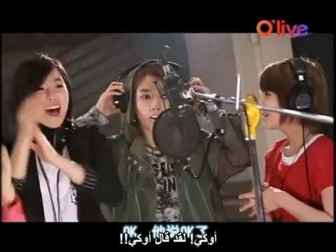 T-ara - Bubi Bubi Arabic Sub Part 5 (Eunjung & Soyeon)