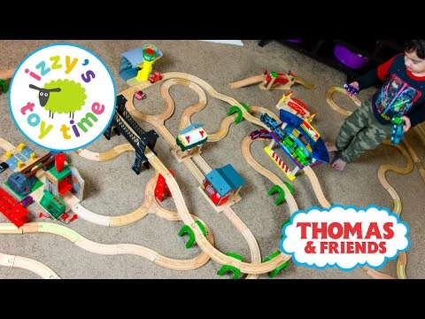 Thomas and Friends | Thomas Train Trackmaster Snowy Mountain Rescue | Fun Toy Trains for Kids