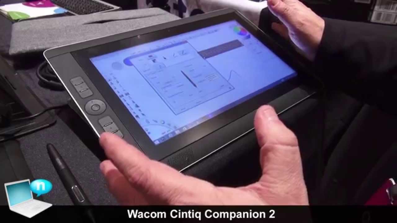 WACOM CINTIQ COMPANION TABLET WINDOWS DRIVER DOWNLOAD