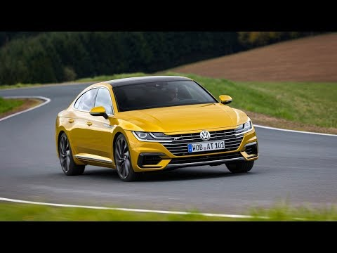 MUST SEE! 2019 Volkswagen Arteon First Drive Review