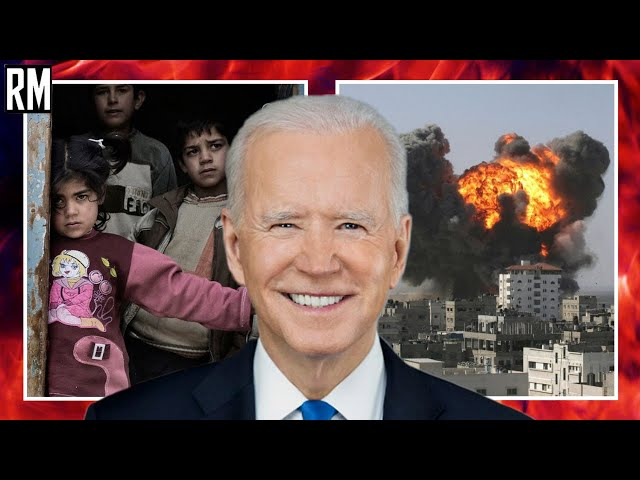 If You Vote for Biden, You Have Blood On Your Hands