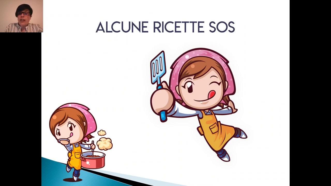 Dott.ssa Paola Crusiz: Ricette In... coronate.