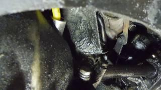 806 PEUGEOT remplacement huile de boite