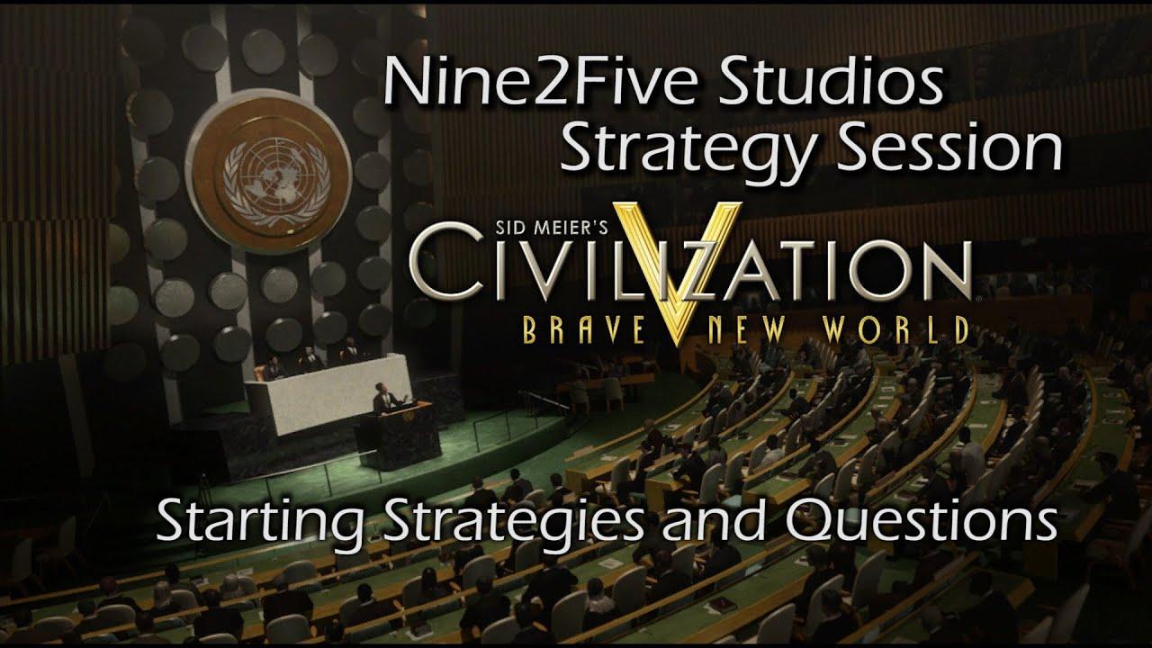 Civ v persia strategy bnw