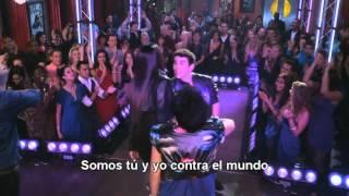 Me And You Against The World Letra En Español-Keke Palmer y Max Schneider