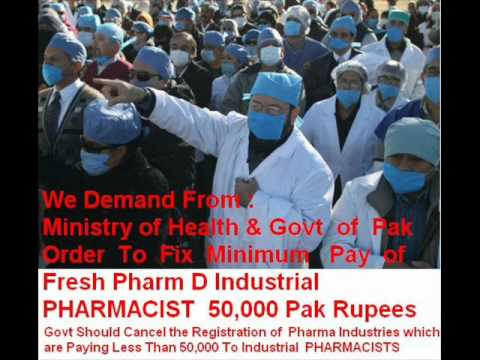 Baloch Hospital PHARMACISTS ( Doctor of Pharmacy Pharm D ) Fight For Rights From Pakistan Govt