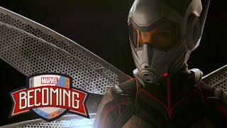Wasp | Marvel Becoming