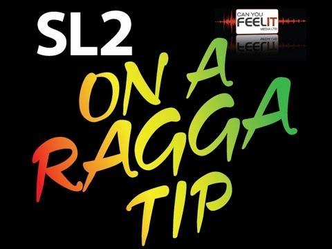 SL2  On a Ragga Tip  (SL2 meets Modified Motion DnB Remix) Slipmatt Lime JJ
