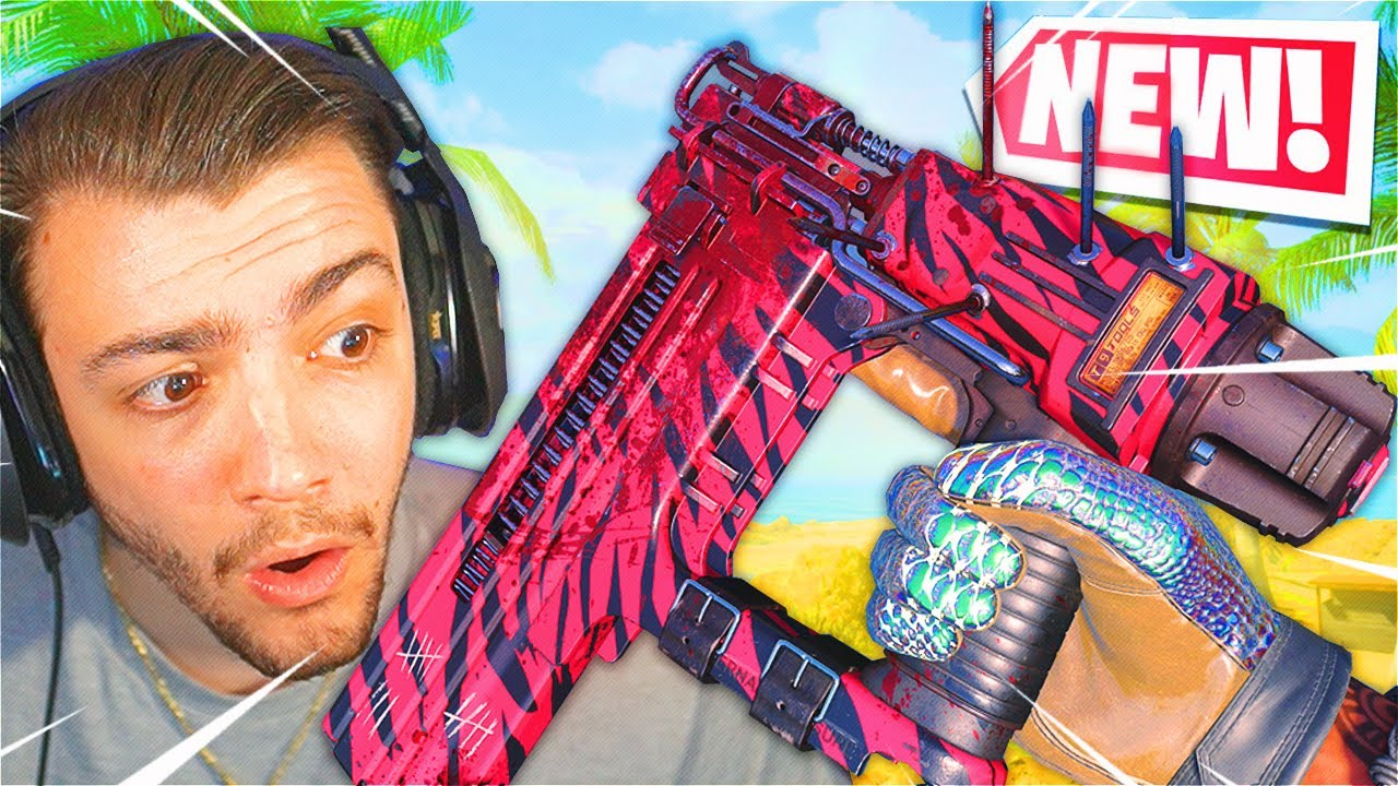 The NEW NAIL GUN is BROKEN in Black Ops Cold War! (NEW DLC WEAPON) - Season 4
