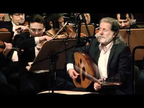 Marcel Khalifé with the  Qatar Philharmonic - Inhad ya Thaer