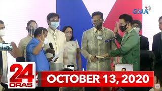 24 Oras Express: October 12, 2020 [HD]