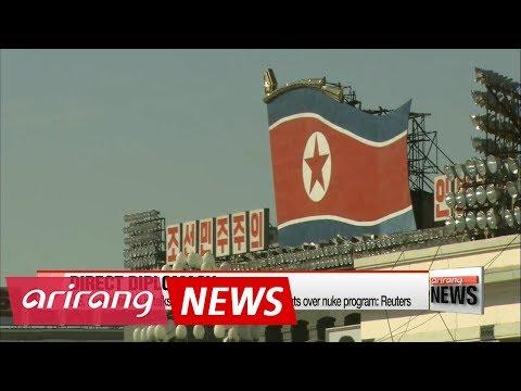 U.S. in direct talks with North Korea's UN diplomats: Reuters