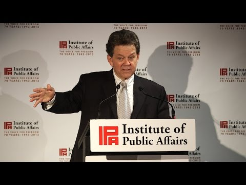 Lessons from the Reagan Revolution: The Case for Lower Taxes - Dr Arthur Laffer