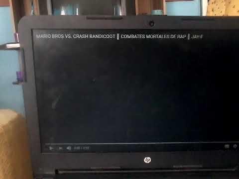 Video reaccion a mario vs crash bandicoot