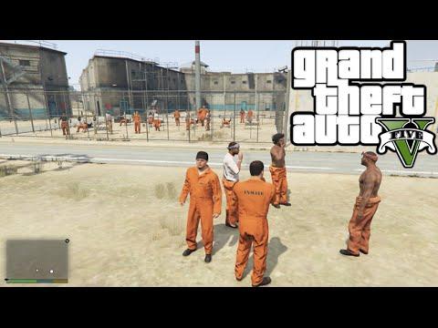 GTA V Mods - Prison mod / indo pra prisão! Mp3