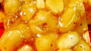 Peanut Chikki (Shengdana Chikki)