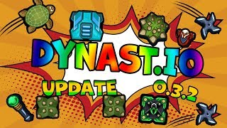 DYNAST.IO UPDATE 0.3.2 !!! - SHIELD OF DEATH, ESSENTIAL LIFE, NEW ENEMIES AND MUCH MORE !!!