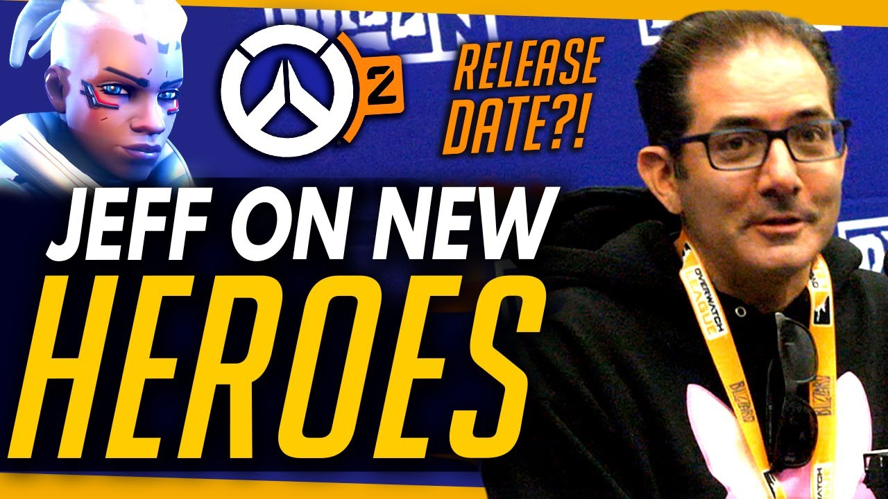 Overwatch 2 | Future New Heroes & Likely Release Window - Jeff Talks OW2