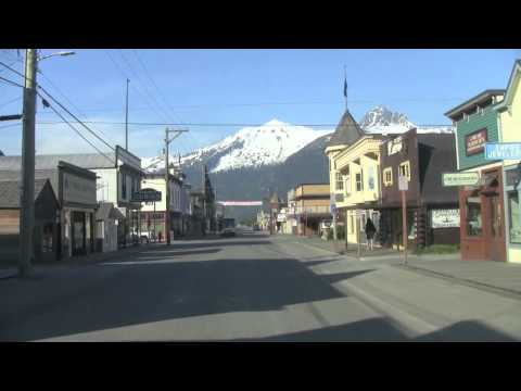 Travel Guide Road Trip  Entering Skagway Alaska