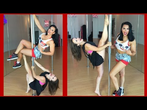 Pole Dancing with the YouTube Stars: Olga Kay