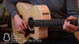 Taylor 214CE-FM DLX Electro-Acoustic Guitar - Played by Stuart Ryan