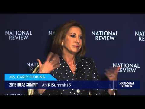 Conversation with Carly Fiorina and John Fund