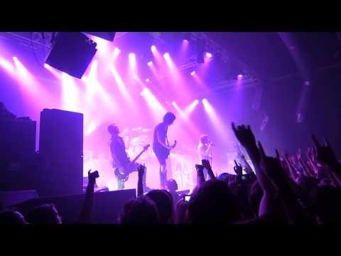Asking Alexandria - Live Set - 08.02.2013 Kulturfabrik, Luxembourg
