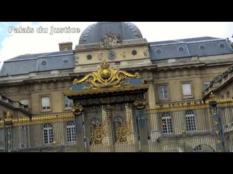 A walk through Paris featuring the top 20 attractions