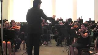 CWO Strings Attached - Symphony No 5-Beethoven - Arr by J Manookian