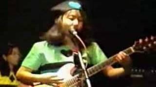 1991年ベアーズにて live at bears osaka japan January 27, 1991.