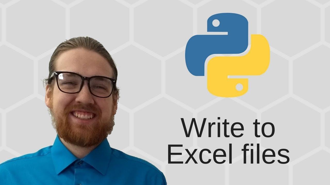 Python xlsxwriter write number