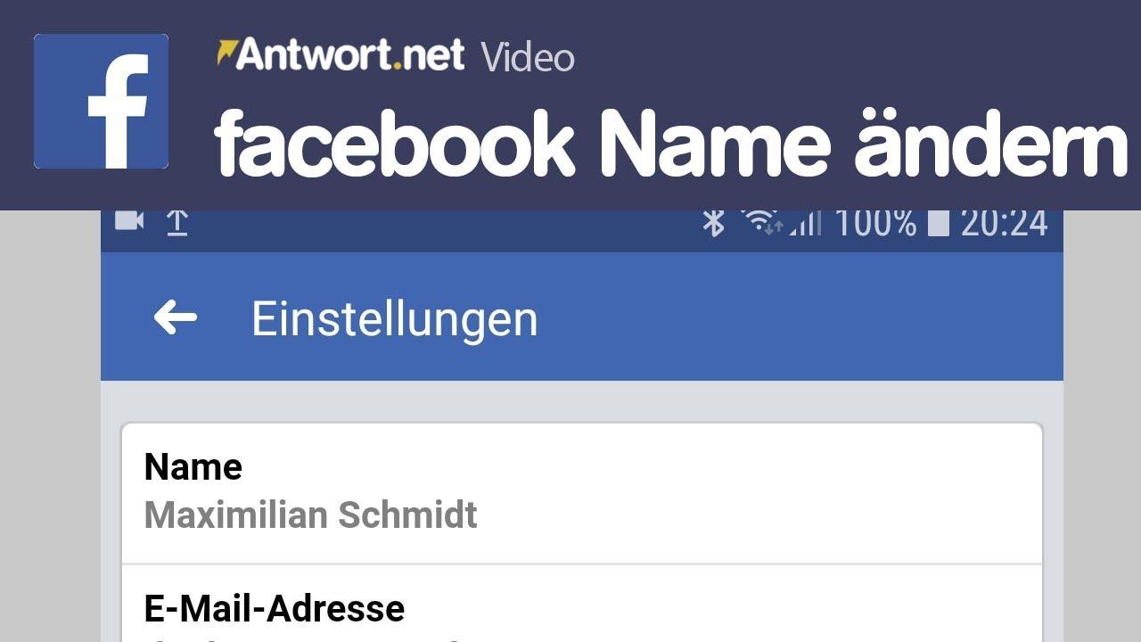 Facebook App Ton ändern