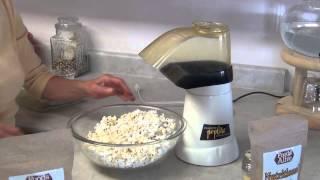 Grandma's Healthy Popcorn