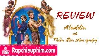 [Review] Aladdin và Thần Đèn siêu quậy 2 -  Hài hước và Châm biếm