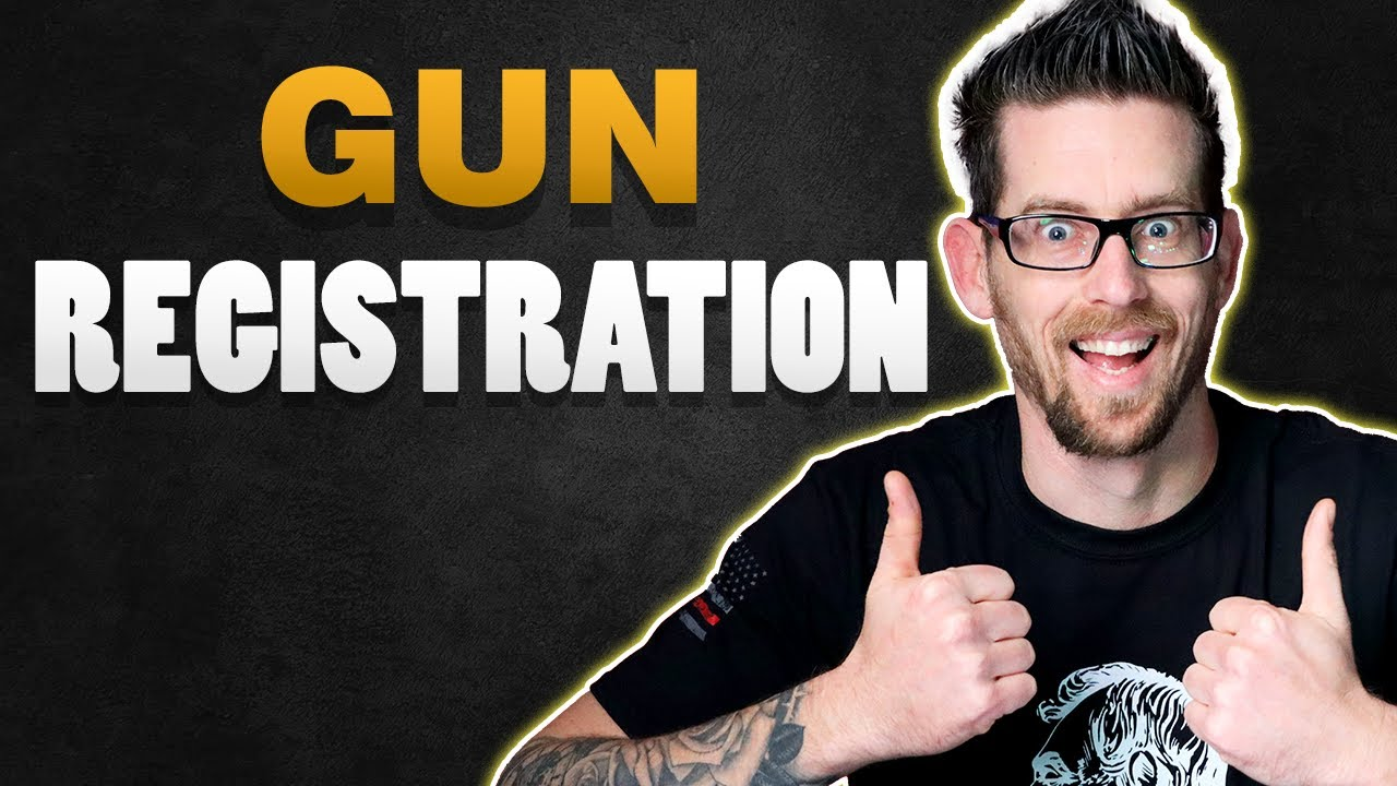 How to Register Your Firearm in Florida