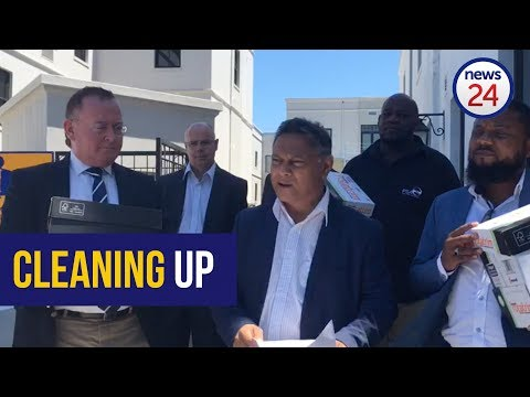 WATCH: Trade union receives 15 years of Steinhoff's financial records