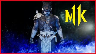 """Mortal Kombat Online Game Play - Knight Wolf """"QUITALITY"""""""