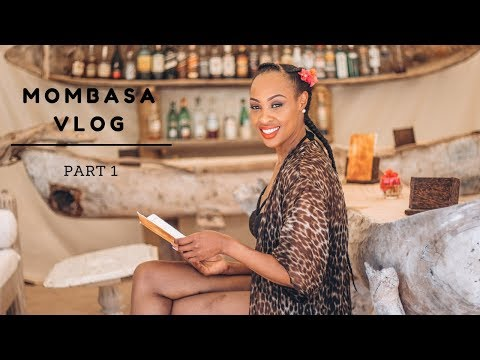 MOMBASA VLOG PART 1 - Fashionable Step Mum