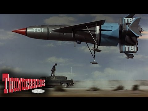 Scott Chases After The Reporters - Thunderbirds
