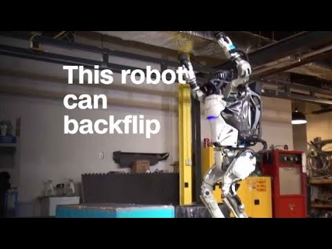 Download Youtube: Boston Dynamics' Atlas robot can backflip now