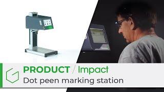 IMPACT, The New Standard in Dot Peen Marking - by Technifor