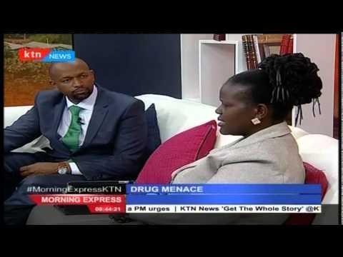 Morning Express: Lifestyle, drug menace with Judith Ogweno, 31st August 2015